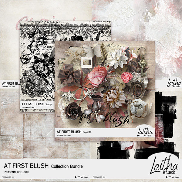 At First Blush Collection released and new CU